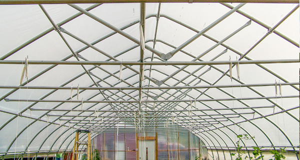 Greenhouse Tunnels | NRCS Approved High Tunnel | CropKing