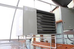 Overhead Unit Heater